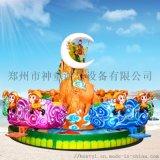 旋转喷水类游乐设备 儿童游乐场设施  猴王戏水