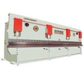 WC67K-125/3200液压数控折弯机