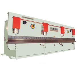 WC67K-125/3200液压数控折弯機
