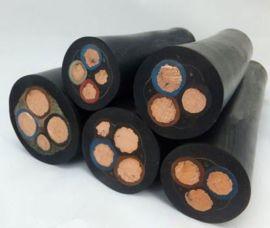 重型橡套电缆YC_移动用橡套软电缆YCR