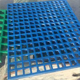 玻璃钢格栅 钻井平台格栅板切割方法