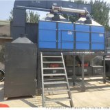 烤漆房催化燃烧装置治理废气的行业标杆