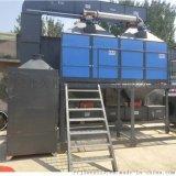烤漆房催化燃燒裝置治理廢氣的行業標杆