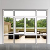 80系列鋁合金隔音隔熱推拉窗