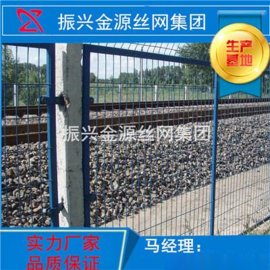 振兴厂家直销公路铁路护栏网框架护栏