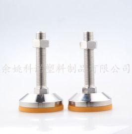 聚氨酯垫防滑脚杯 机床重力调节脚 M30重型机械升降调平垫脚