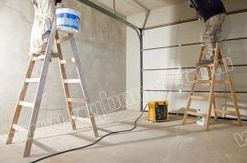 ROBO9KW廠房採暖施工工業供暖車間取暖電熱風機安裝維修