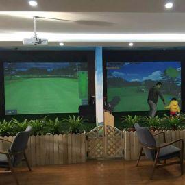 德慧达韩国进口室内模拟高尔夫价格