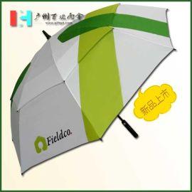 【高尔夫伞厂】定做Fieldco双层高尔夫伞_国际高尔夫伞厂