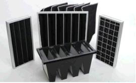 活性炭袋式过滤器595*595*550*6p除异味初效袋式空调空气净化