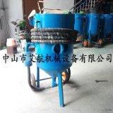 广东厂家直销开放式高压手动喷砂机除锈