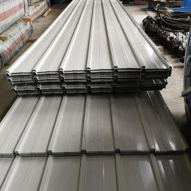 山东供应YX15-173-1038型单板0.3mm-1.2mm厚彩钢压型板/竖排墙板/内衬板/反吊顶板/钢结构厂房专用板