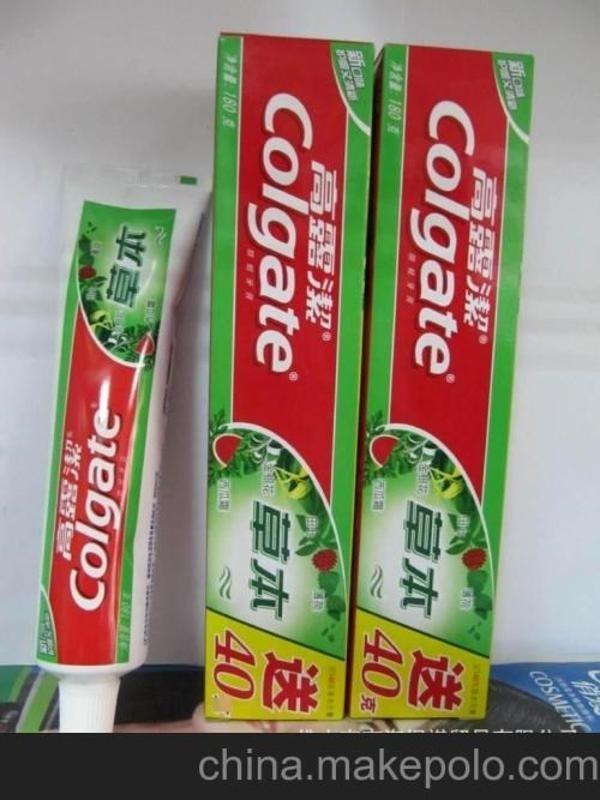 南京批发高露洁牙膏,厂家货源品质过硬