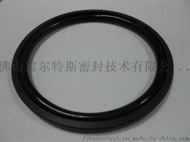 轴用斯特封 油缸密封圈 四氟斯特封 可供3米以内密封产品
