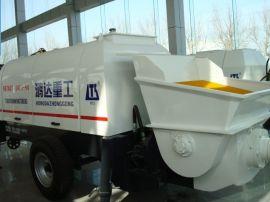 混凝土输送泵 (HBT系列)
