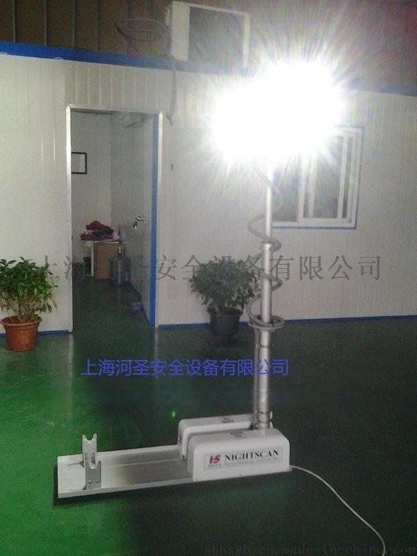 上海河聖WD-18-360D車載應急升降照明設備