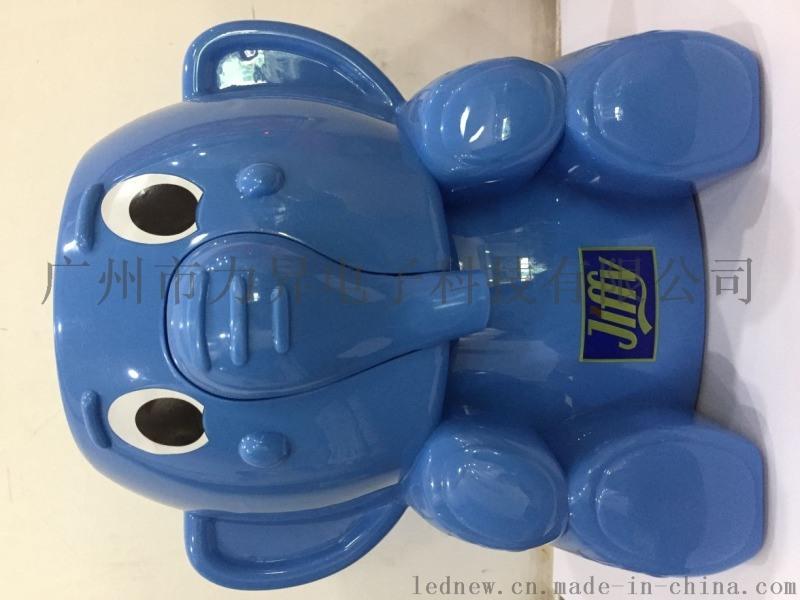 迷你健康8杯水企鹅黑熊大象饮水机