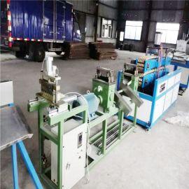 PVC一出四阴阳角线挤出机生产线 塑料挤出机设备