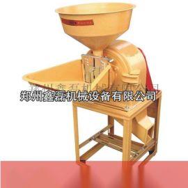 自吸玉米粮食粉碎机  小型五谷杂粮粮磨面机