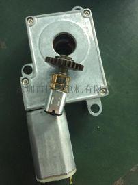 巨腾12JS-N20 指纹锁电机 共享单车锁 储物柜门锁 共享充电宝