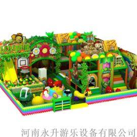 室内游乐场设备 室内儿童游乐场设备厂家