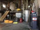 安吉天荒坪鎮新平膠水廠——反應釜加溫用免檢燃氣冷凝蒸汽鍋爐