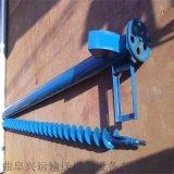 螺旋提升機配件移動式 無軸螺旋提升機適用範圍