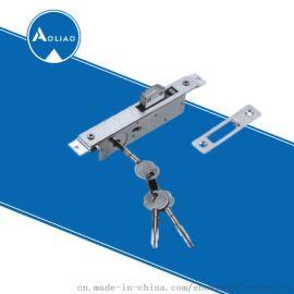奥力奥AD-5125铝合金门门锁 十字锁匙