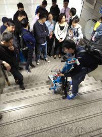 徐州市智慧樓道電梯殘疾人電動爬樓車啓運廠家