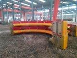 2.2x7米湿法加气砖厂  铸  磨机大齿轮