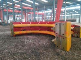 2.2x7米湿法加气砖厂专用铸钢球磨机大齿轮