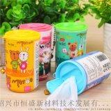 桶裝溼巾溼紙巾 一次性清潔溼巾