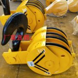 双梁起重机吊钩组 专业生产各种型号大吨位吊钩