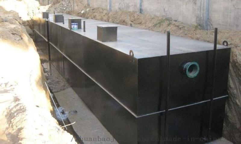 屠宰廢水處理設備工藝技術