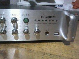 利达TC-2808C型MP3高音质数码音乐播放仪