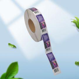 厂家定做印刷双层/多层标签不干胶 双面印刷标签不干胶双层不干胶