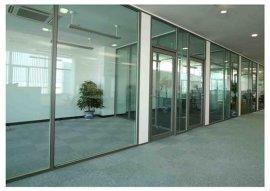 会议室隔断厦门铝合金百叶双层玻璃隔断
