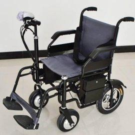 经济型可折叠电动轮椅