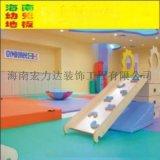琼海PVC地板,PVC幼儿园地板,无毒环保