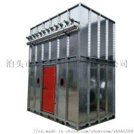 DMC-36袋脉冲单机除尘器