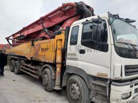 三一混凝土泵车46米泵车混凝土泵车供应
