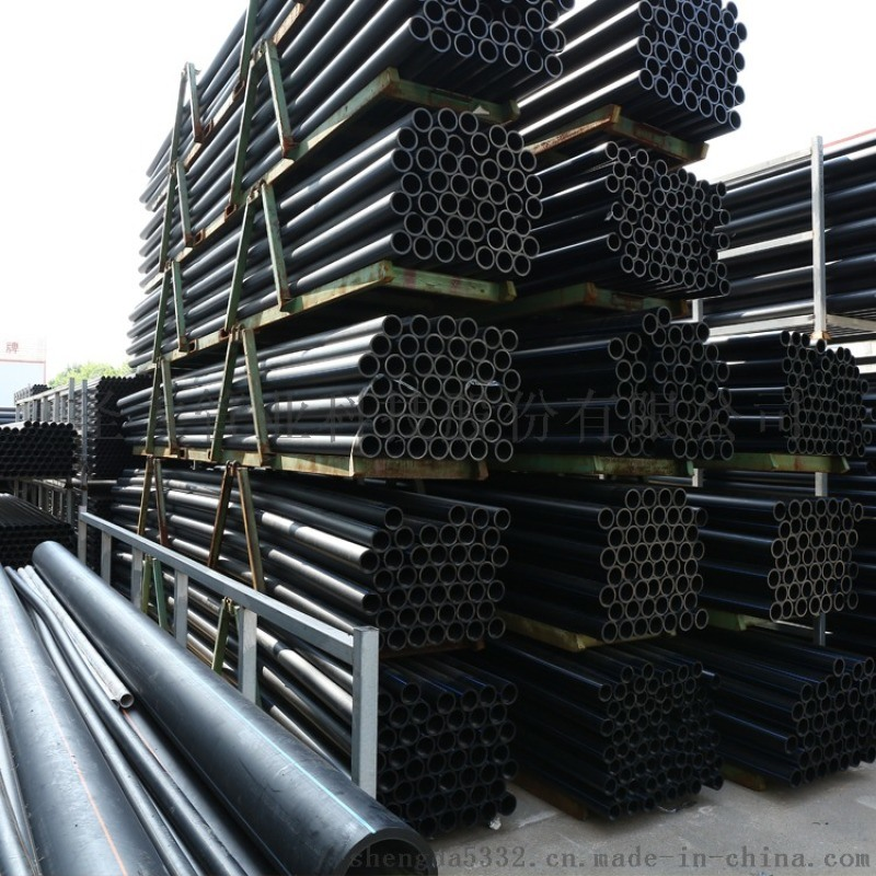 圣大管业进口原料地埋PE管提供施工方案支持