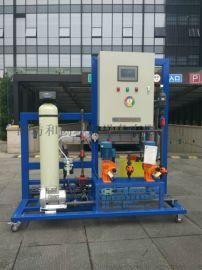 四川饮水消毒装置/集成式次氯酸钠发生器