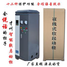 山东临沂新型500kw在线智能电机软启动柜500千瓦在线软起动柜