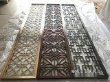 不锈钢青古铜屏风隔断给人简洁、清爽的视觉效果
