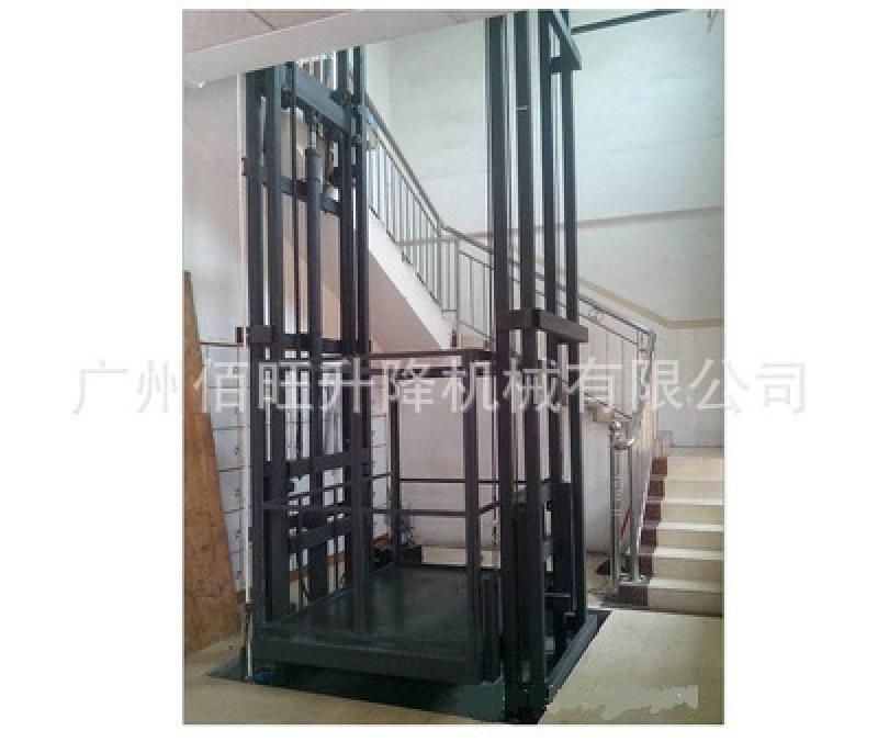 无基坑货梯厂家液压无基坑升降货梯定制