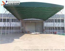 工厂仓储专业推拉篷定做0.48毫米PVC涂塑布系列