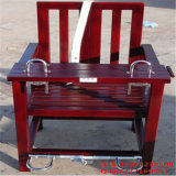 鐵質軟包審訊椅,檢察院鐵質審訊椅,訊問室鐵質審問椅