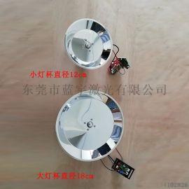 红绿蓝三种颜色粗光柱激光灯杯 激光酒座模组直径可选