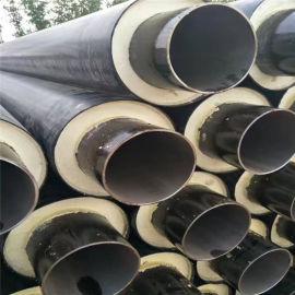无锡 鑫龙日升 聚氨酯焊接预制保温管道dn32/42聚氨酯地埋保温钢管